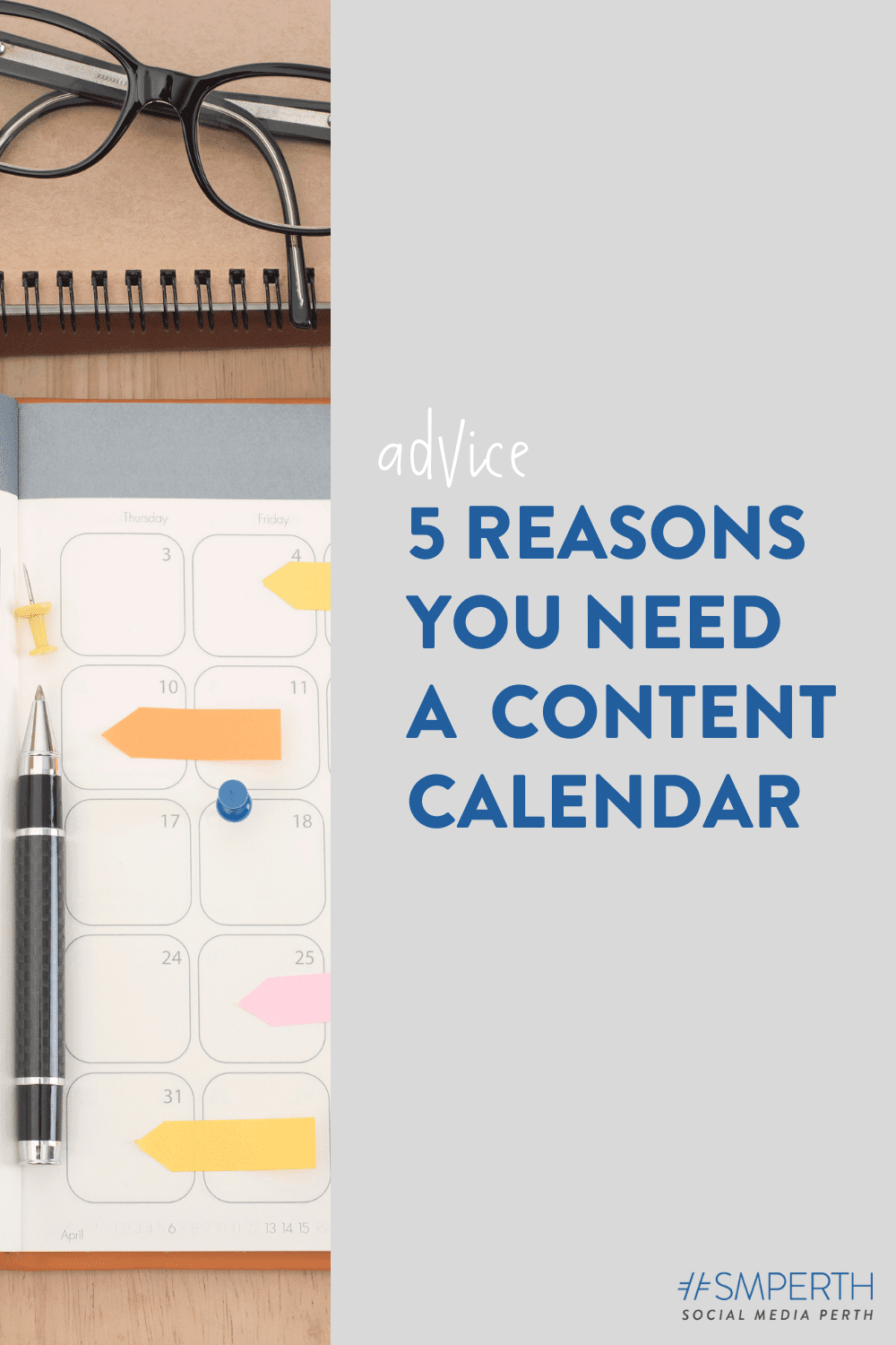 5 Reasons Why You Need a Social Media Content Calendar