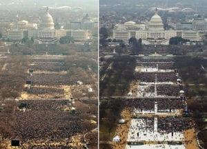 trump inauguration parade