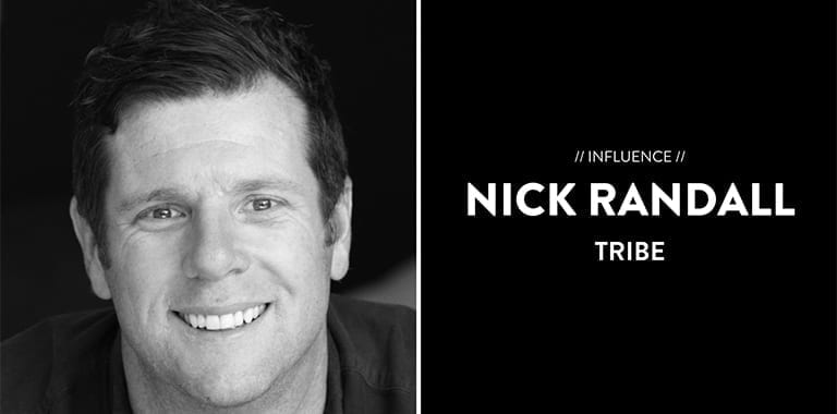 Nick Randall - Influence