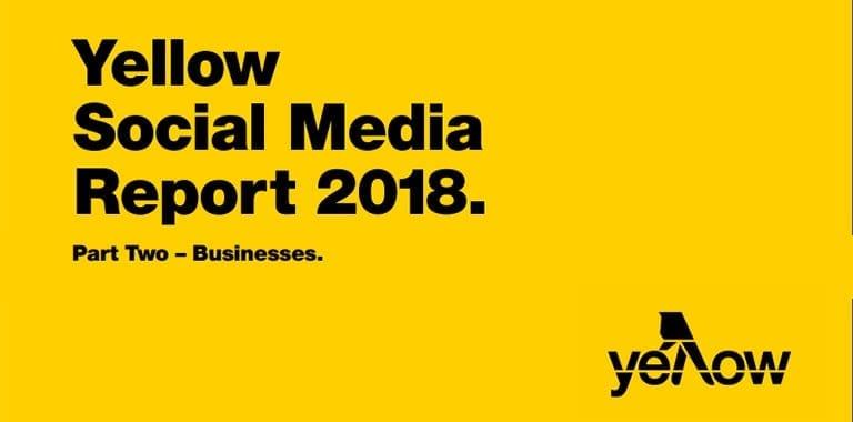 Yellow Social Media Report 2018: Consumer Behaviours