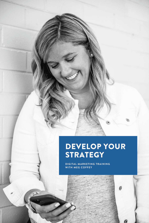 Developing a Social Media Strategy [WEBINAR]