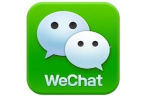 WeChat - Social Media in Asia