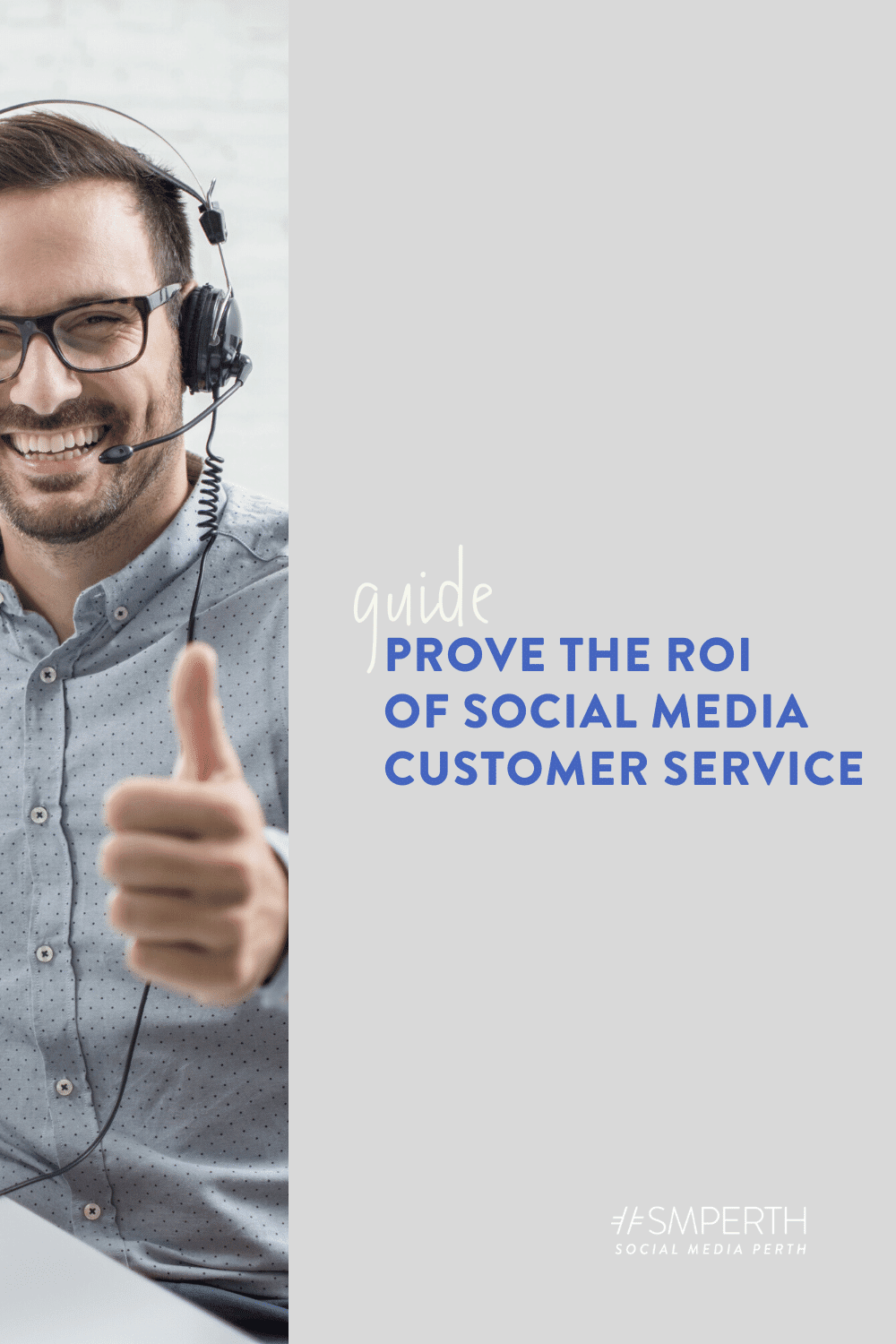 Prove the ROI of Social Media Customer Service