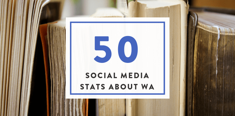50 stats about WA social media
