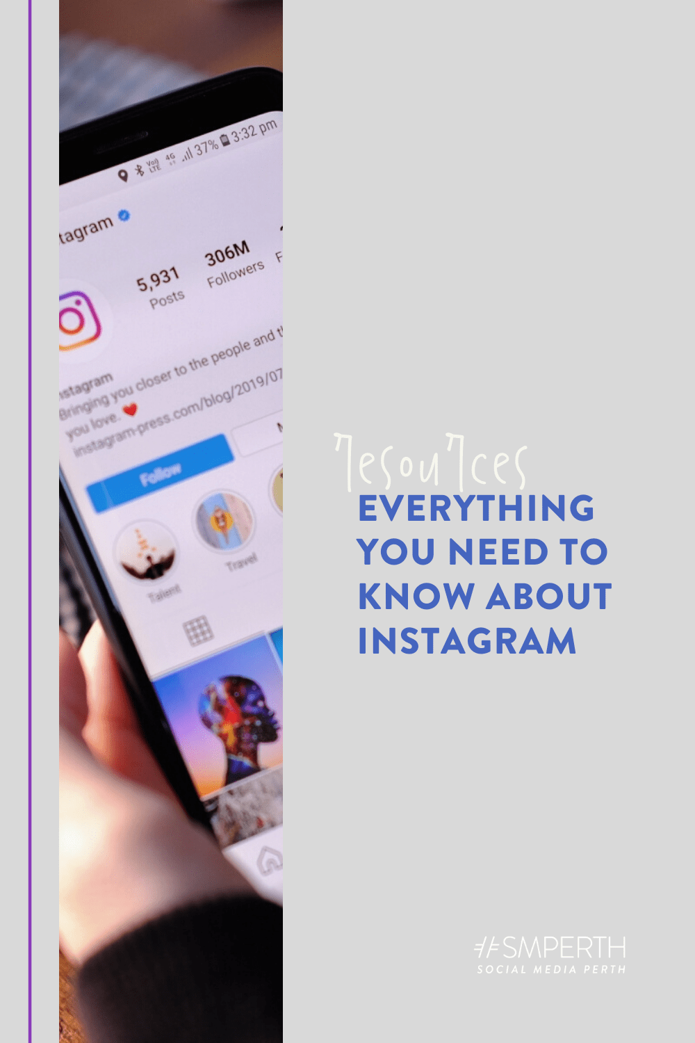 Instagram Marketing for Business // All the Resources