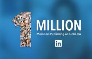 1 million members on LinkedIn