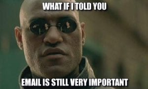 email is important