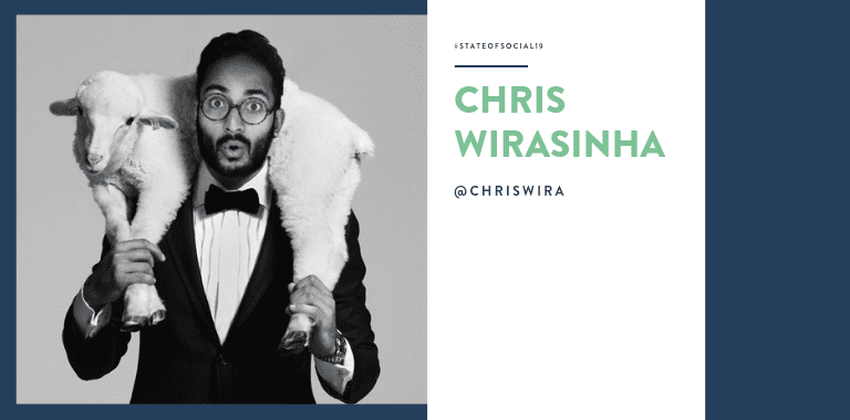CHRIS WIRASINHA