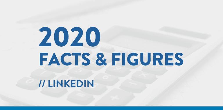 2020 STATISTICS LINKEDIN