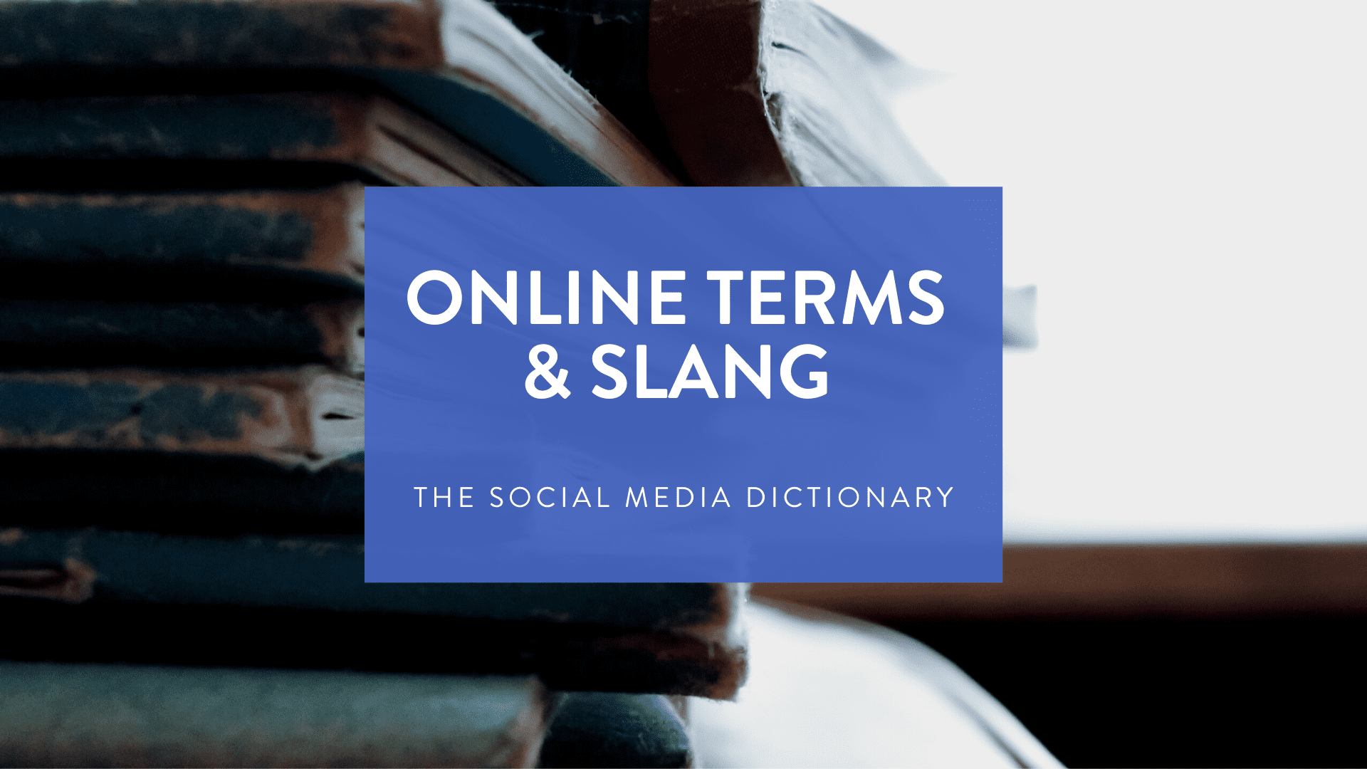Online Terms Slang And Acronyms You Need To Know Smperth A tentative definition becomes a full definition if the end of the translation unit is reached and no definition has appeared with an initializer for the identifier. online terms slang and acronyms you