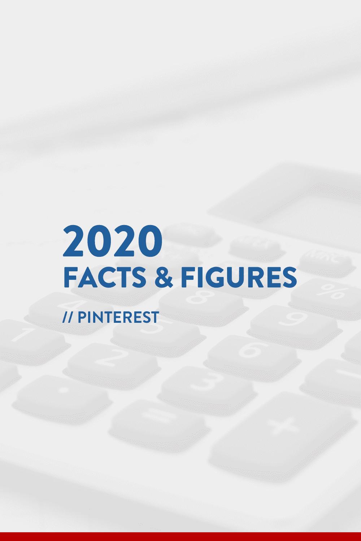 2020 Facts & Figures // Pinterest Statistics