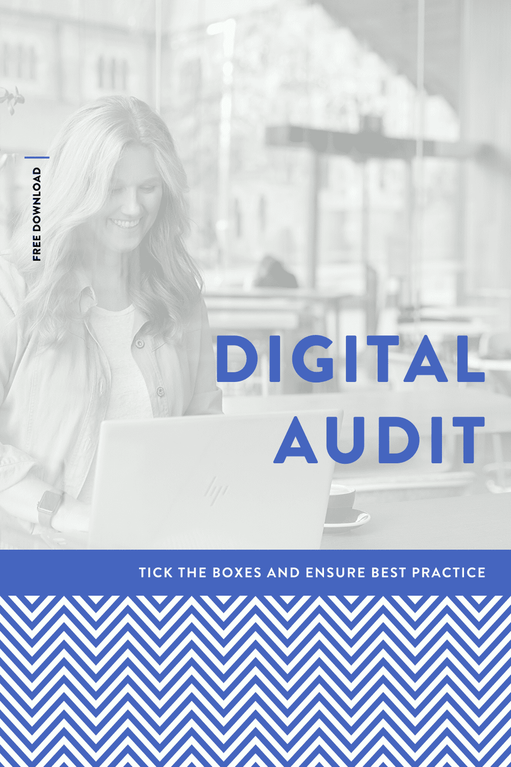 Digital Marketing Self-Audit Checklist // FREE DOWNLOAD