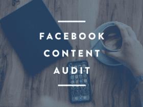 facebook content audit
