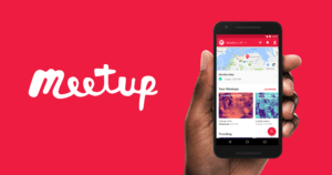 meetup social networking site