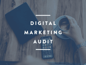 digital marketing & social media audit