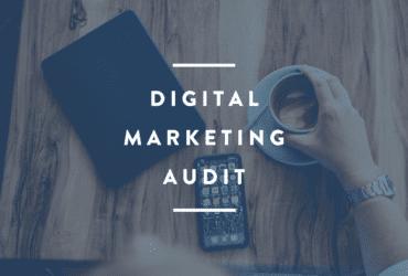 digital marketing & social media audit