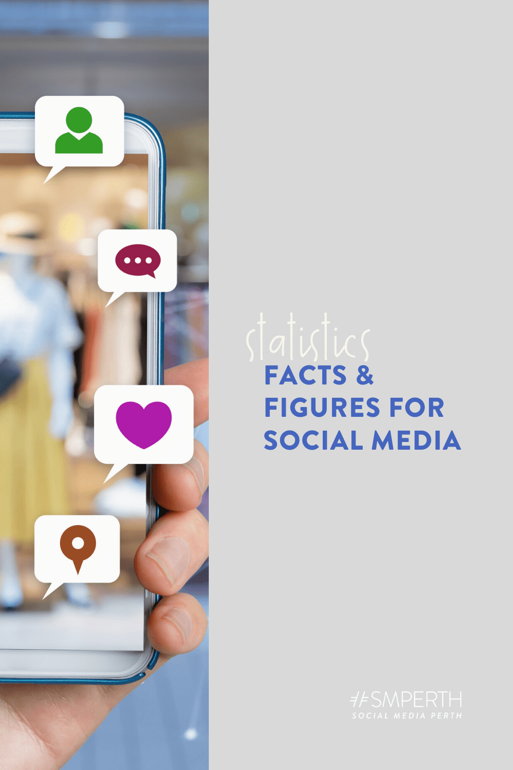 Facts & Figures // Social Media Statistics for 2021