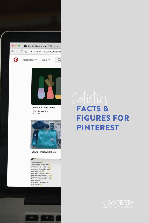 Facts & Figures // Pinterest Statistics for 2021