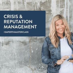 crisis & reputation mgmt