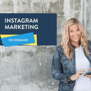 instagram marketing on demand