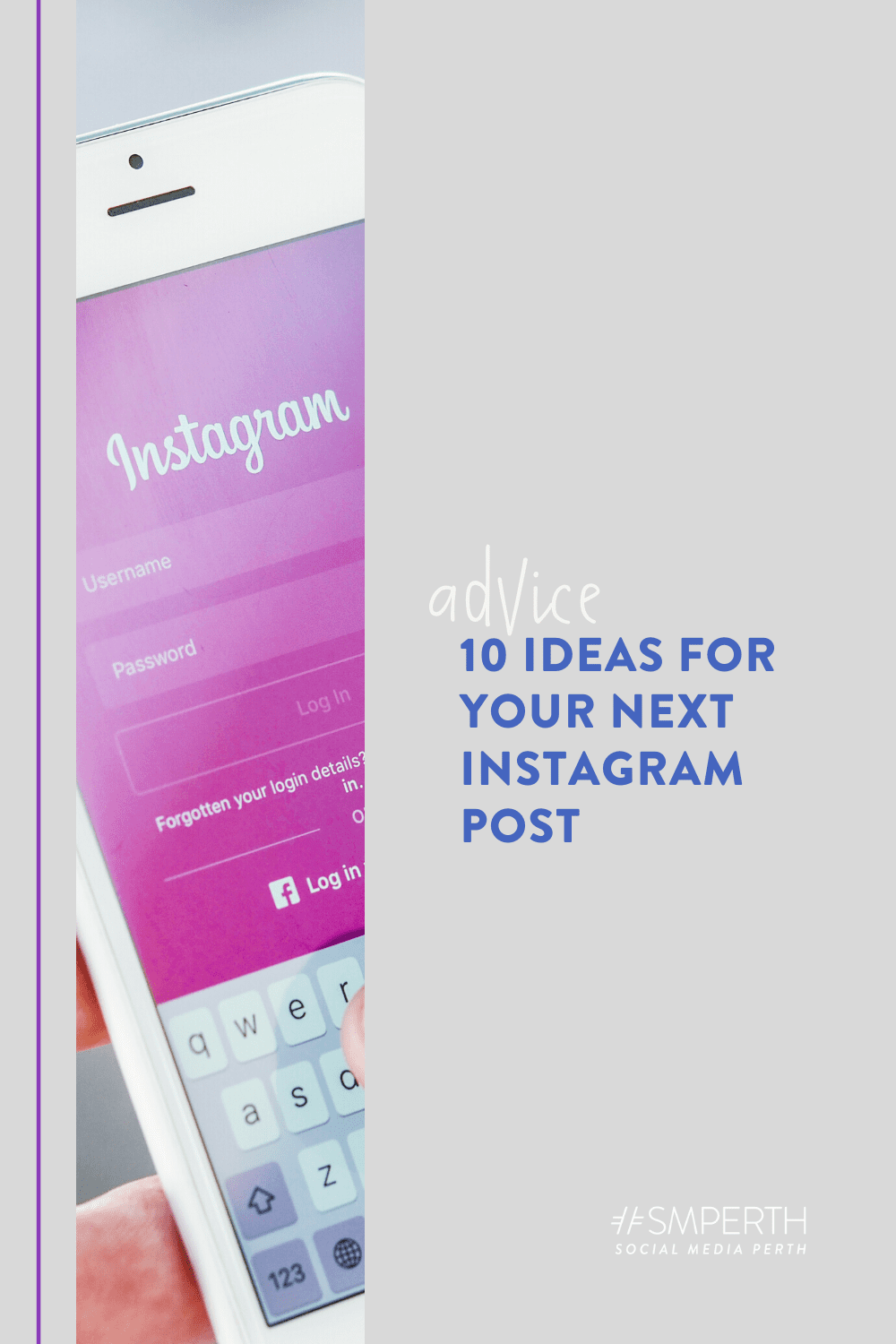 10 Ideas for Your Next Instagram Post