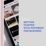 getting started with pinterest for business