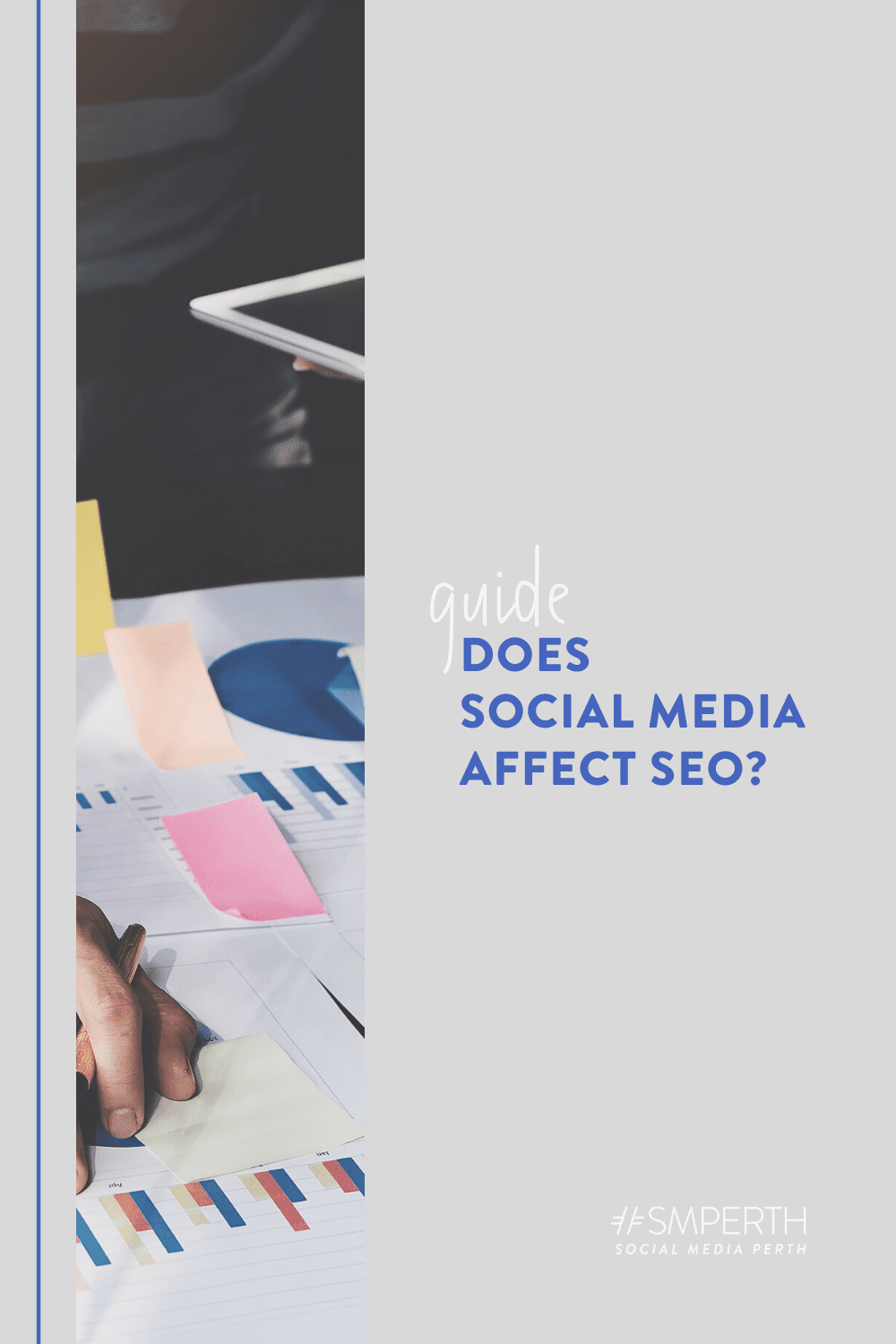 Does social media affect SEO?