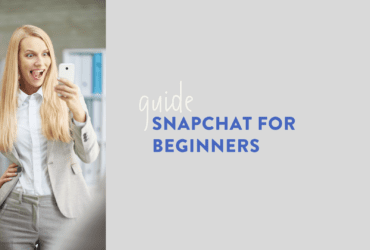 snapchat for beginners