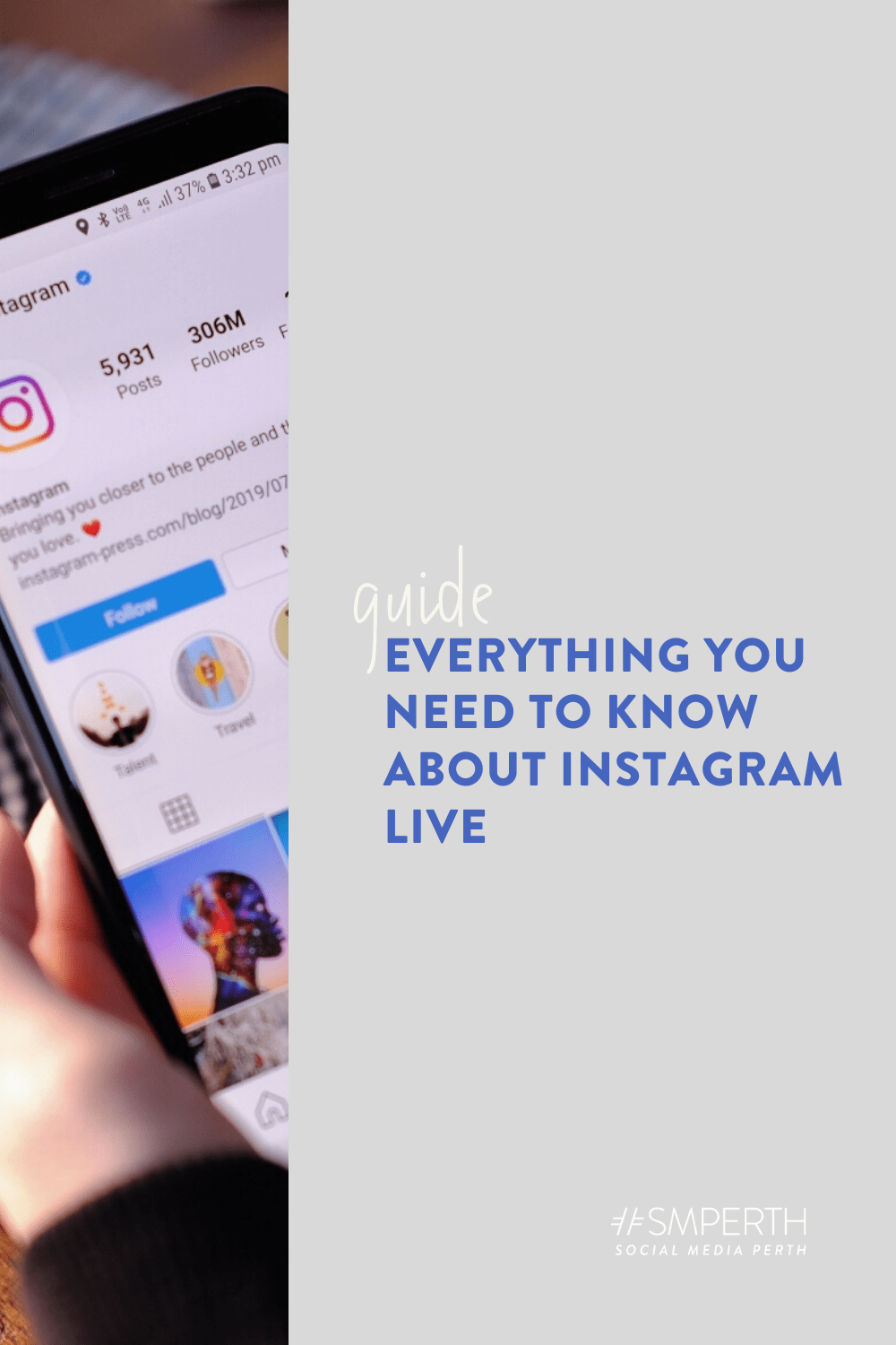 Everything You Need to Know About Instagram Live [VIDEO]
