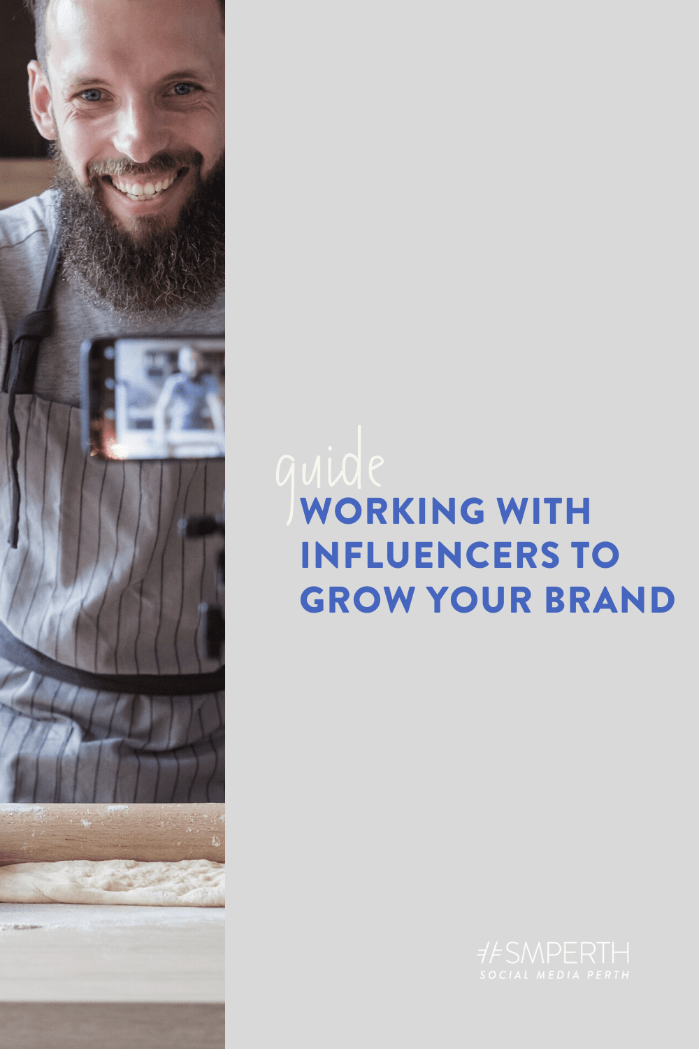 Working with influencers to grow your brand
