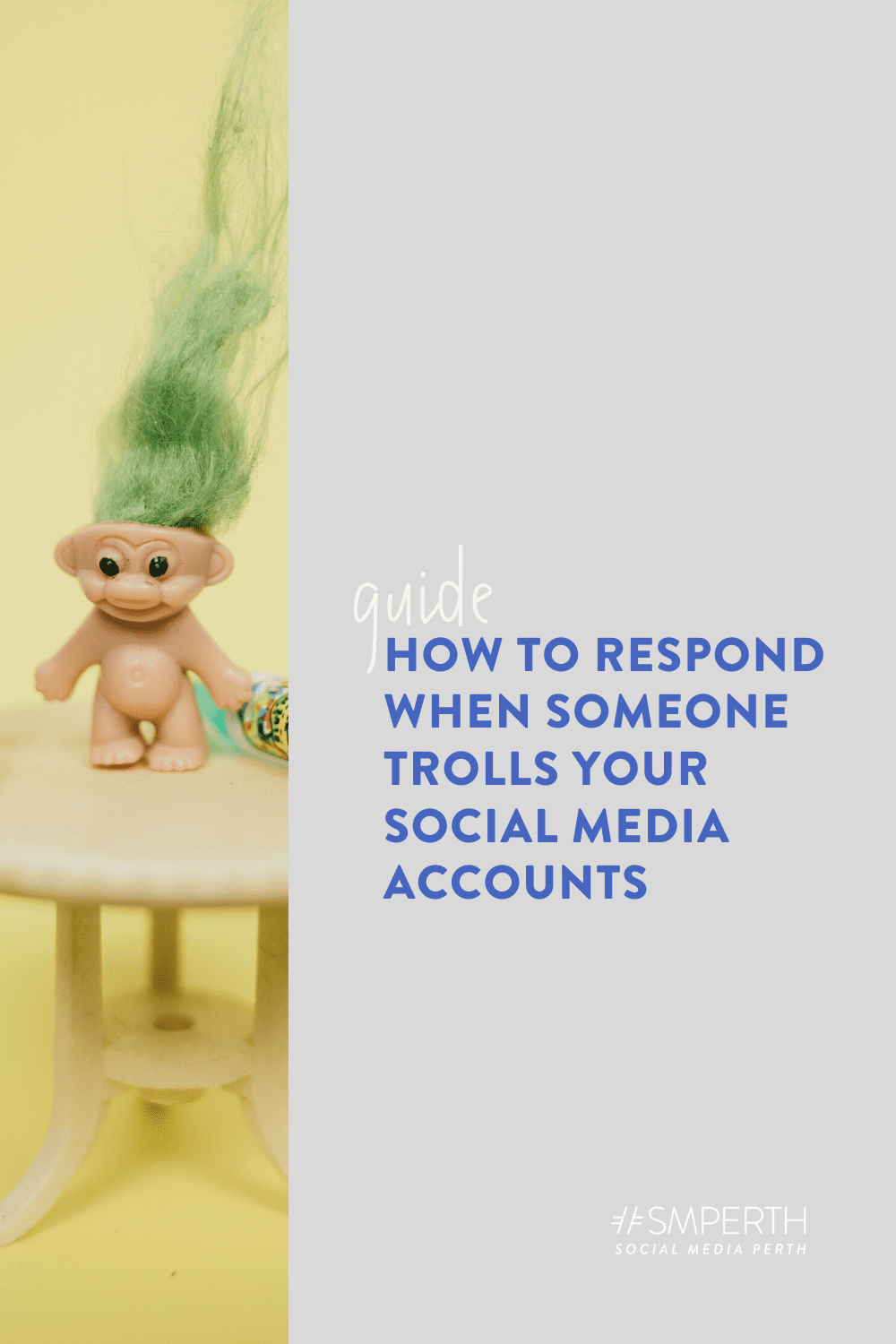 How to respond when someone trolls your social media accounts