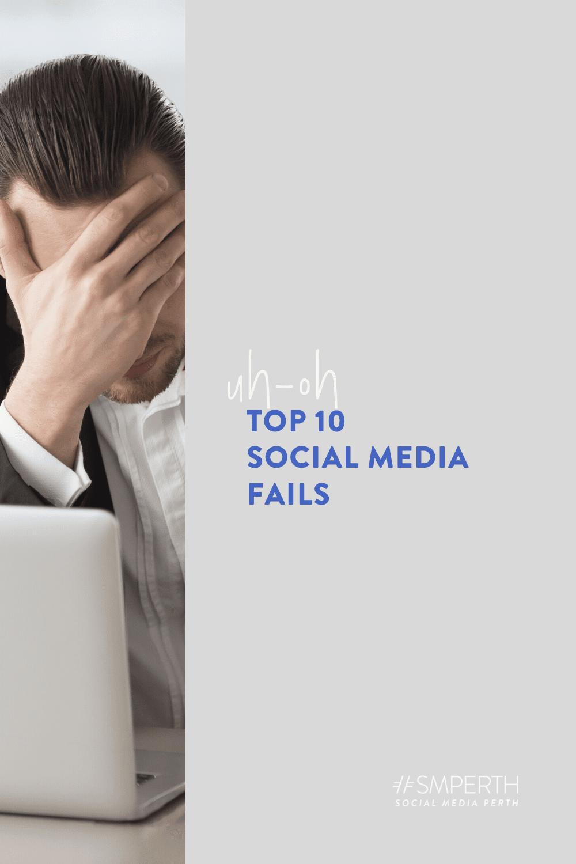 Top 10 Social Media Fails of 2020