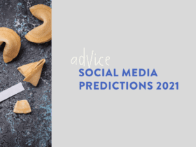 Social media predictions 2021