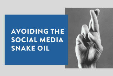 avoiding social media snake oil