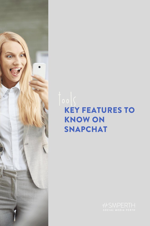 The Basics // Tools for Snapchat