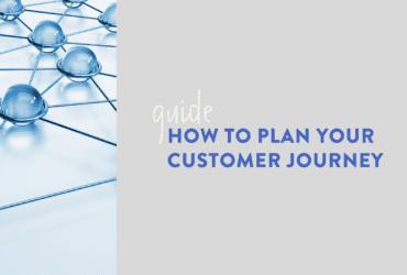 plan your customer journey