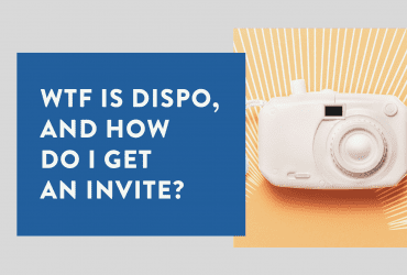 WTF is Dispo, and how do I get an invite
