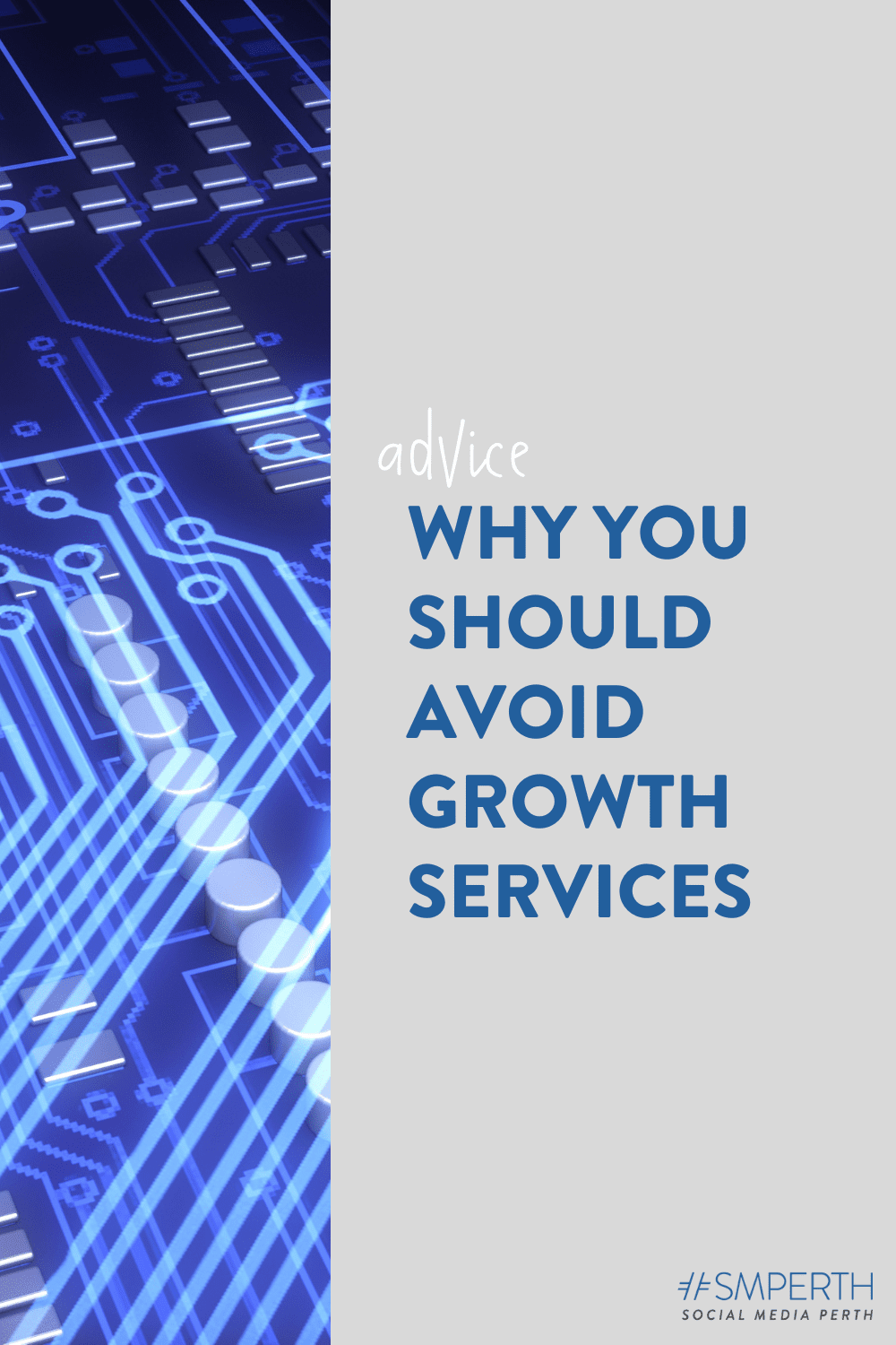 Why you should avoid growth services