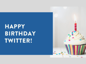 happy birthday twitter