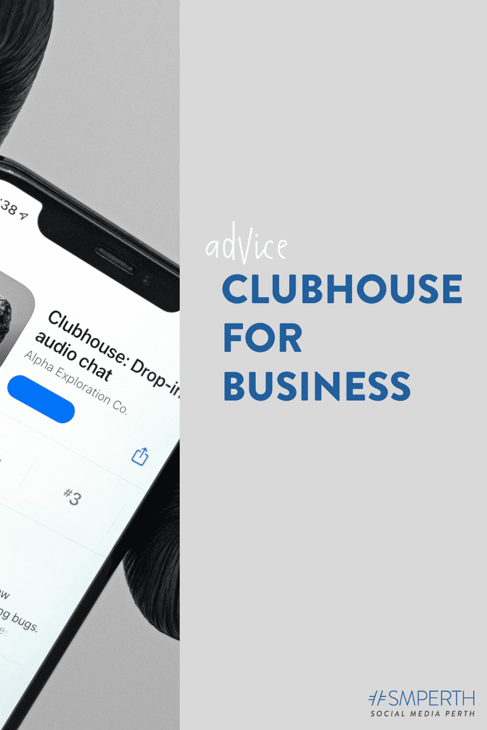 Clubhouse for Business