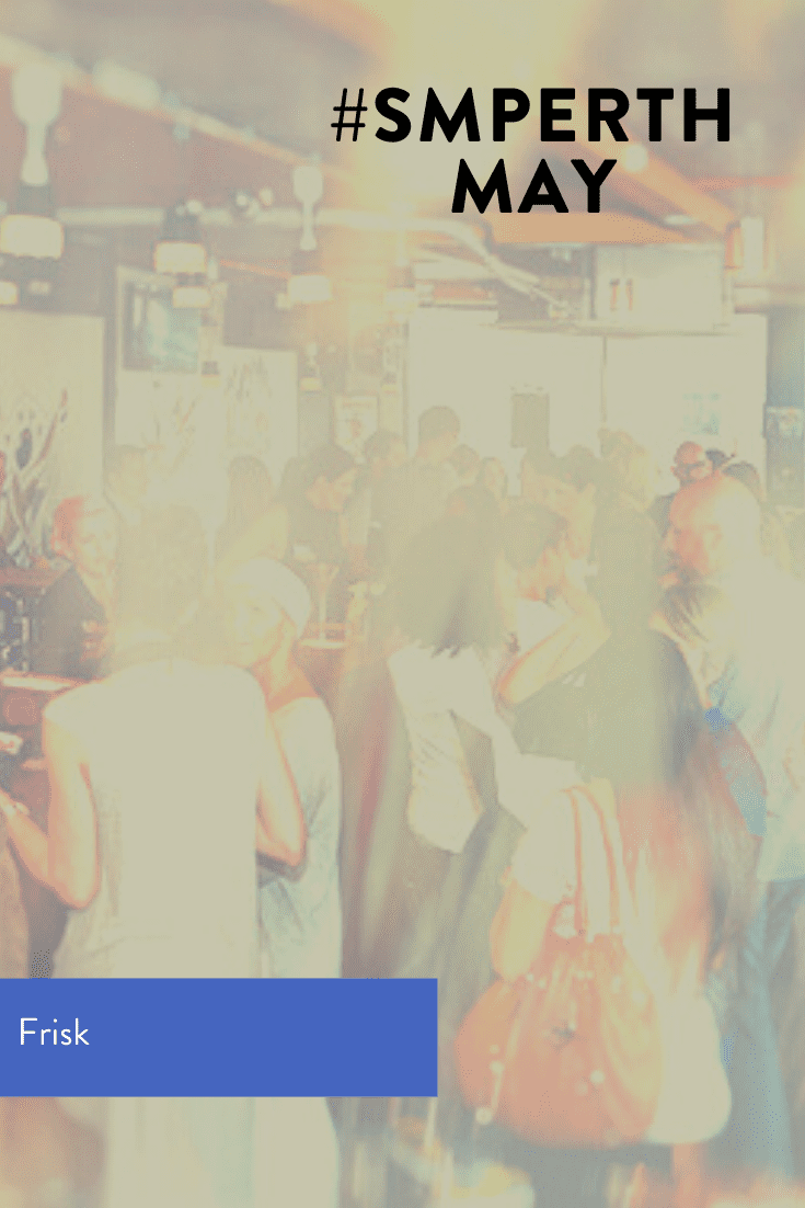 #SMPerth May // Drinks for Perth Social Media