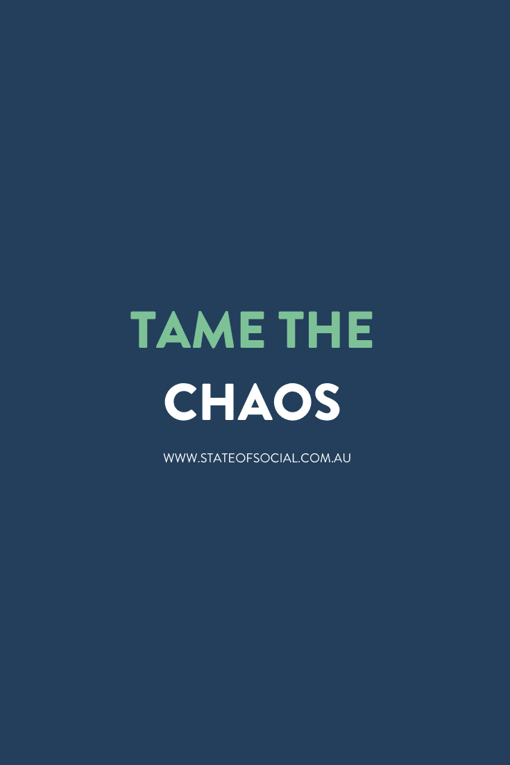 State of Social \'21: Tame the chaos