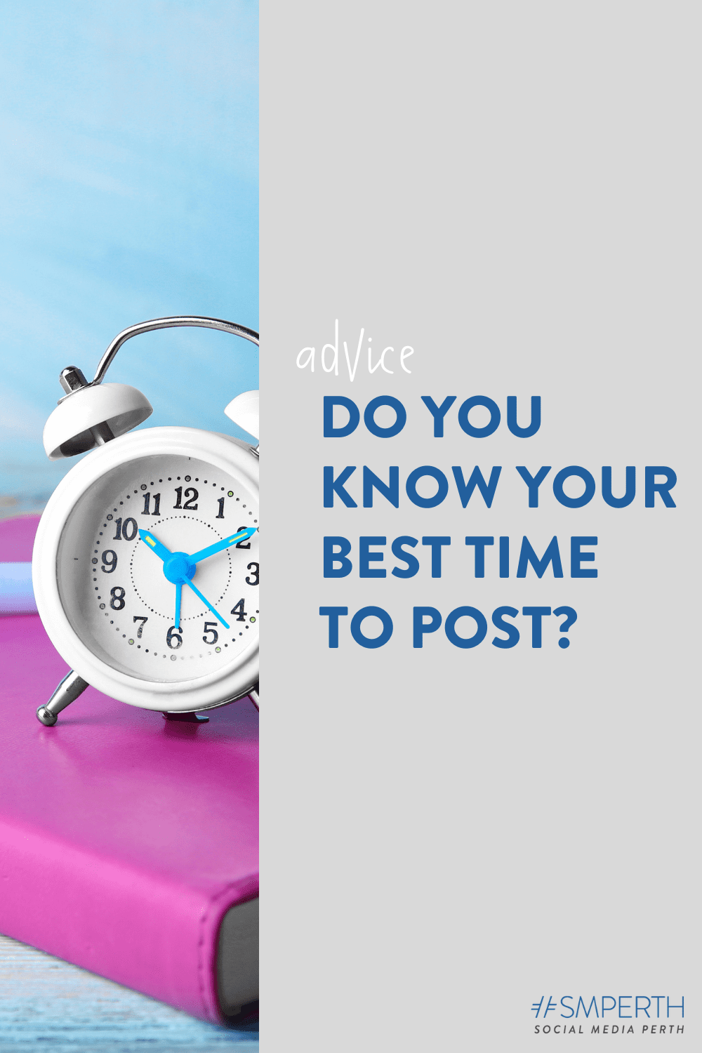 Do You Know Your Best Time To Post?