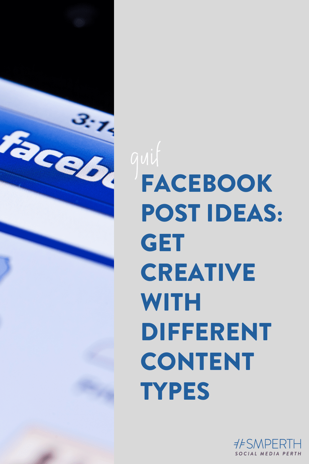 Facebook Post Types for Your Business in 2021