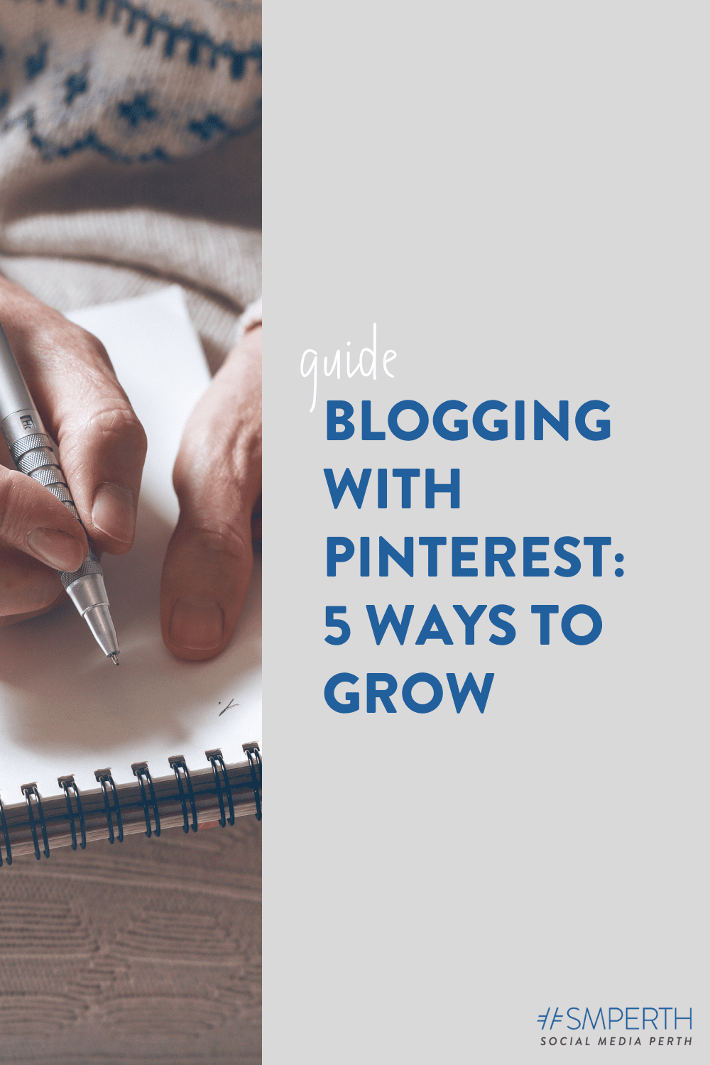 Blogging With Pinterest: 5 Ways To Grow