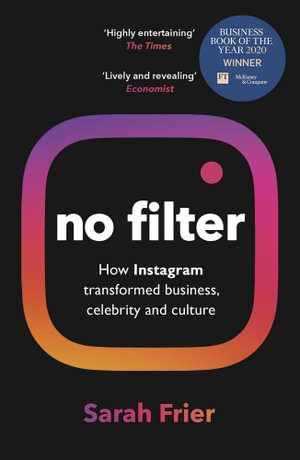 No Filter - Book